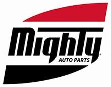 mighty auto parts logo